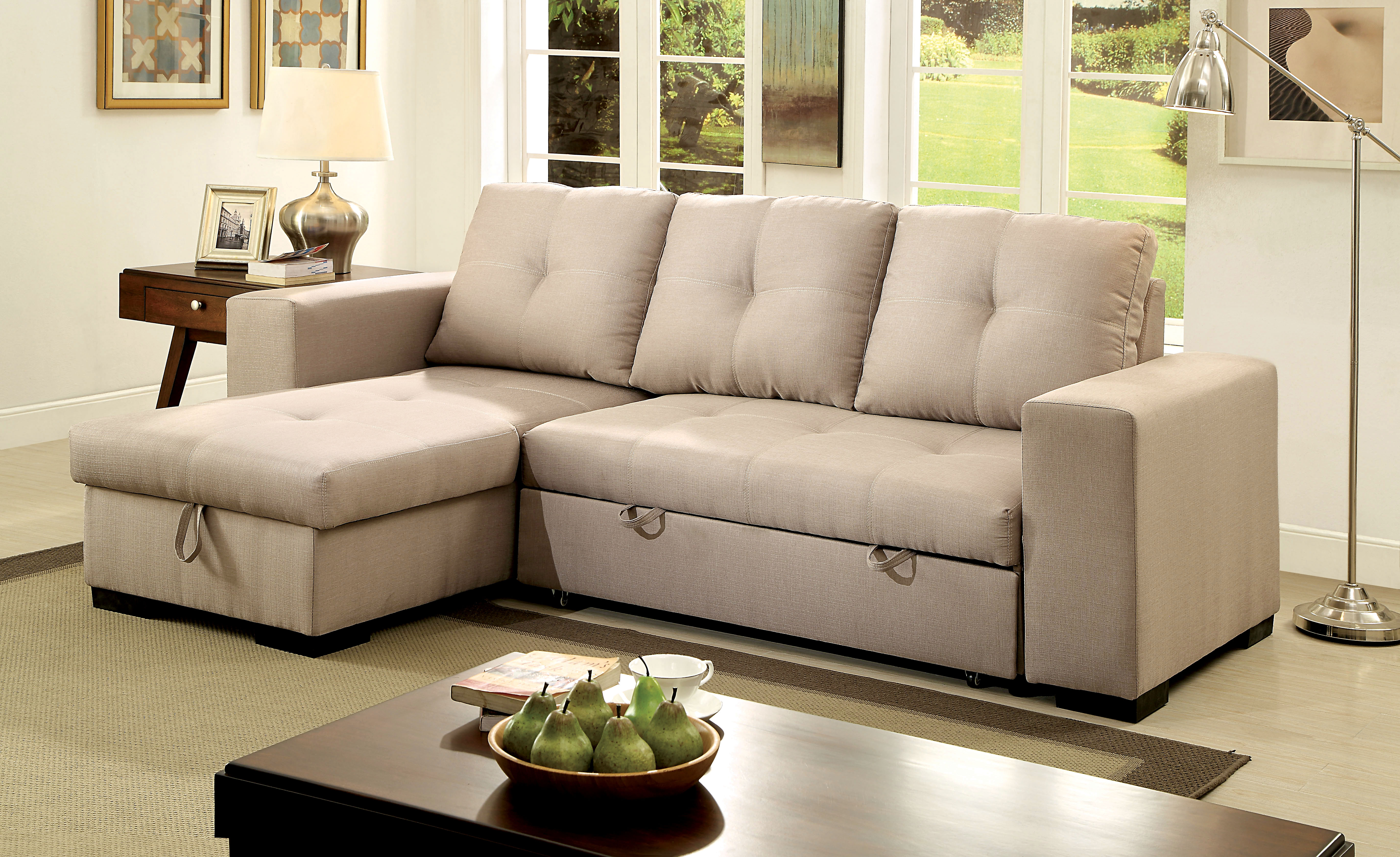 : storage sectional sofa - Sectionals, Sofas & Couches