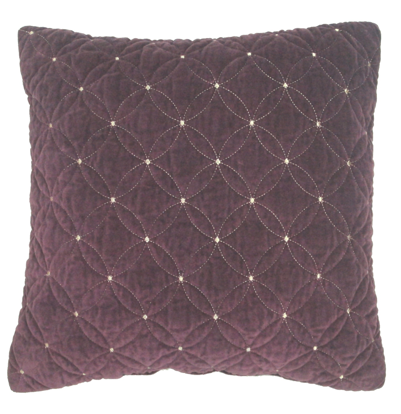 Decorative Pillows Kmart : Geometric Velvet Decorative Pillow - Kmart