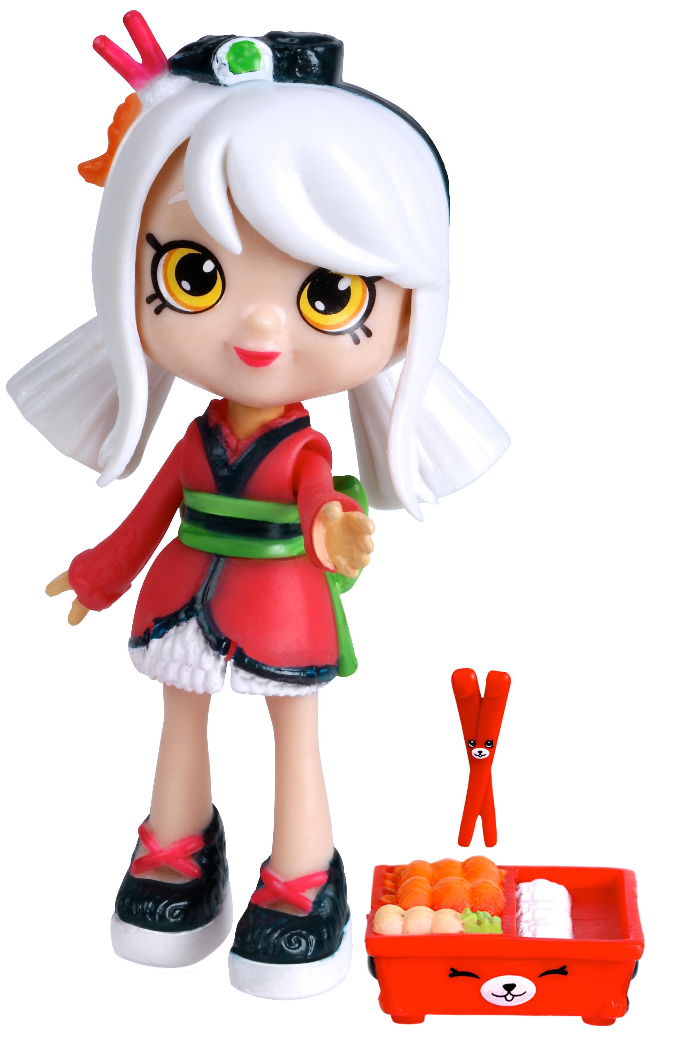 Shoppies Doll - Sara Sushi PartNumber: 004W009014949007P