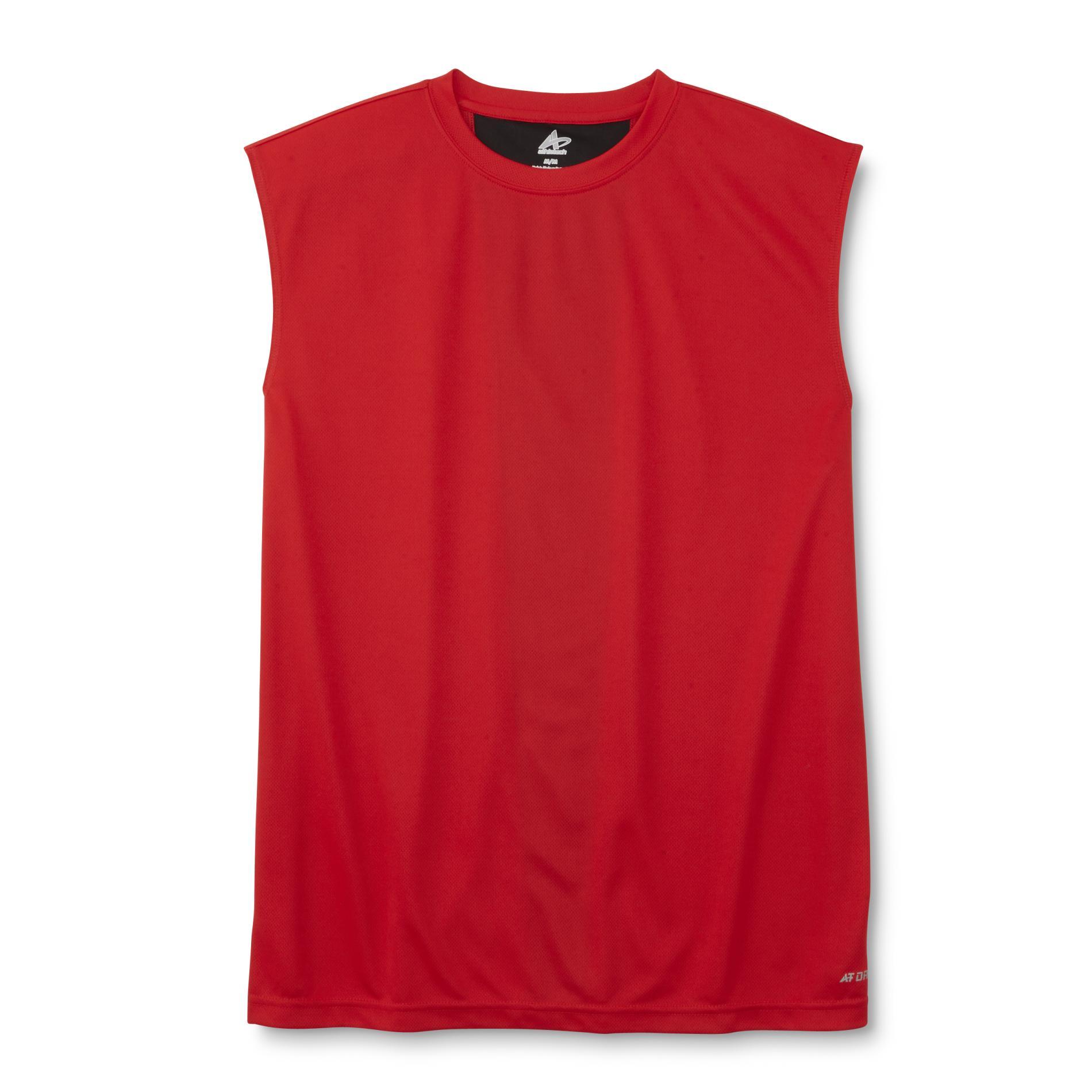 Men's Sleeveless Athletic Shirt