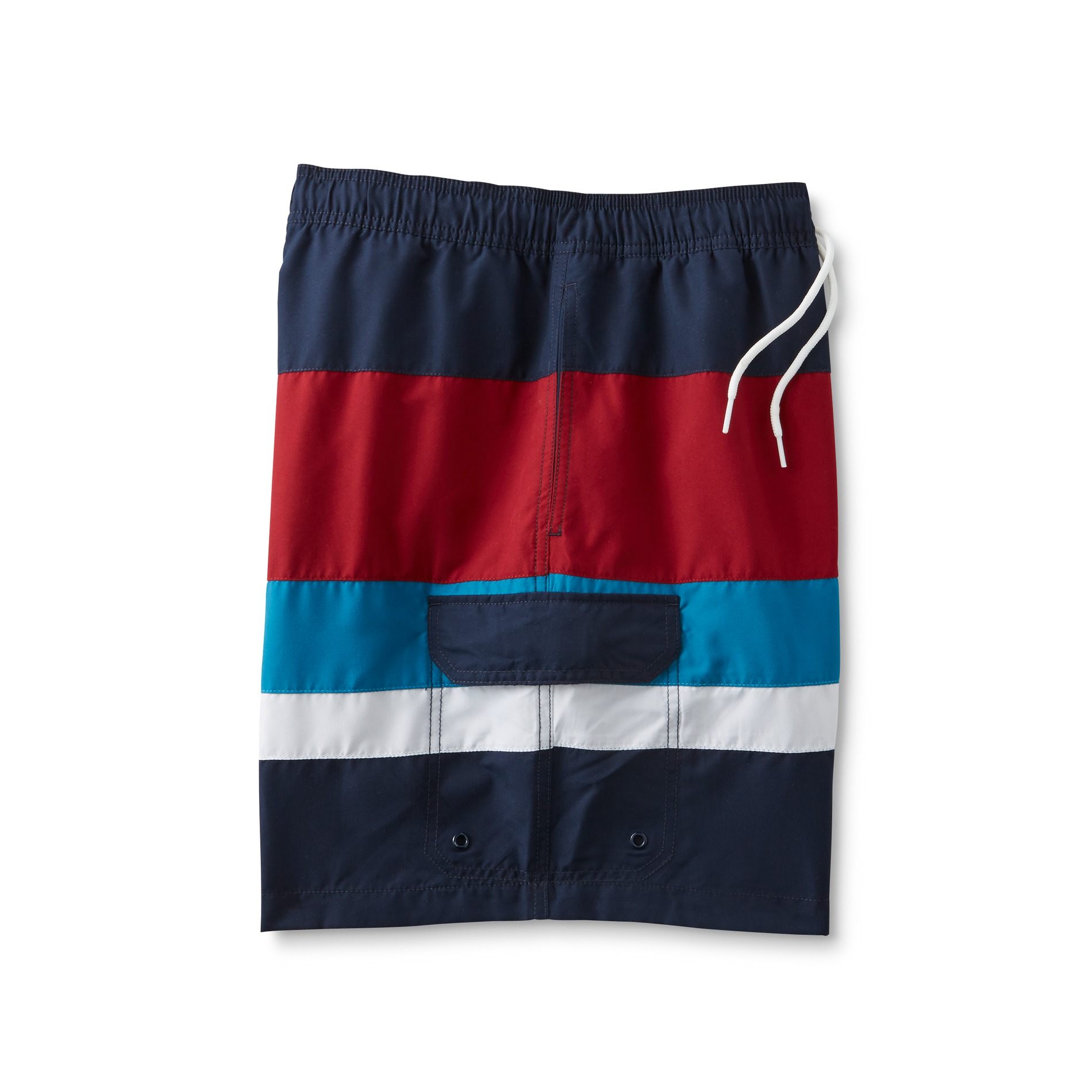 Islander Men's Swim Boardshorts - Striped