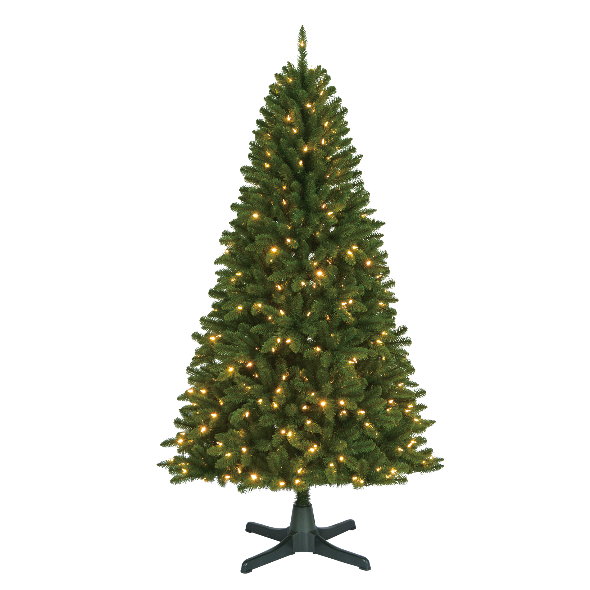 Color Switch Plus 6.5\' Pre-Lit Vancouver Fir Tree with 400 Dual ...