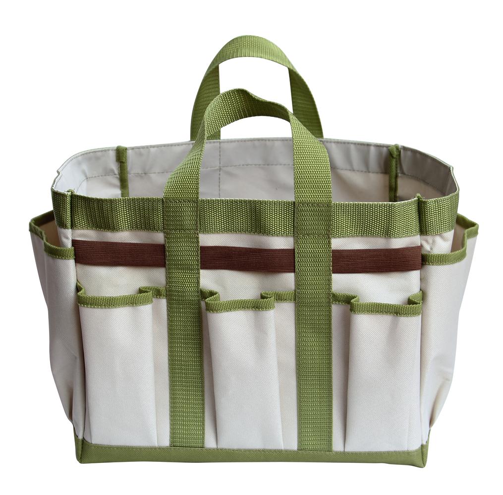 Image of Worth Garden 6004 19 in. 6 Pockets Garden Tools Bag