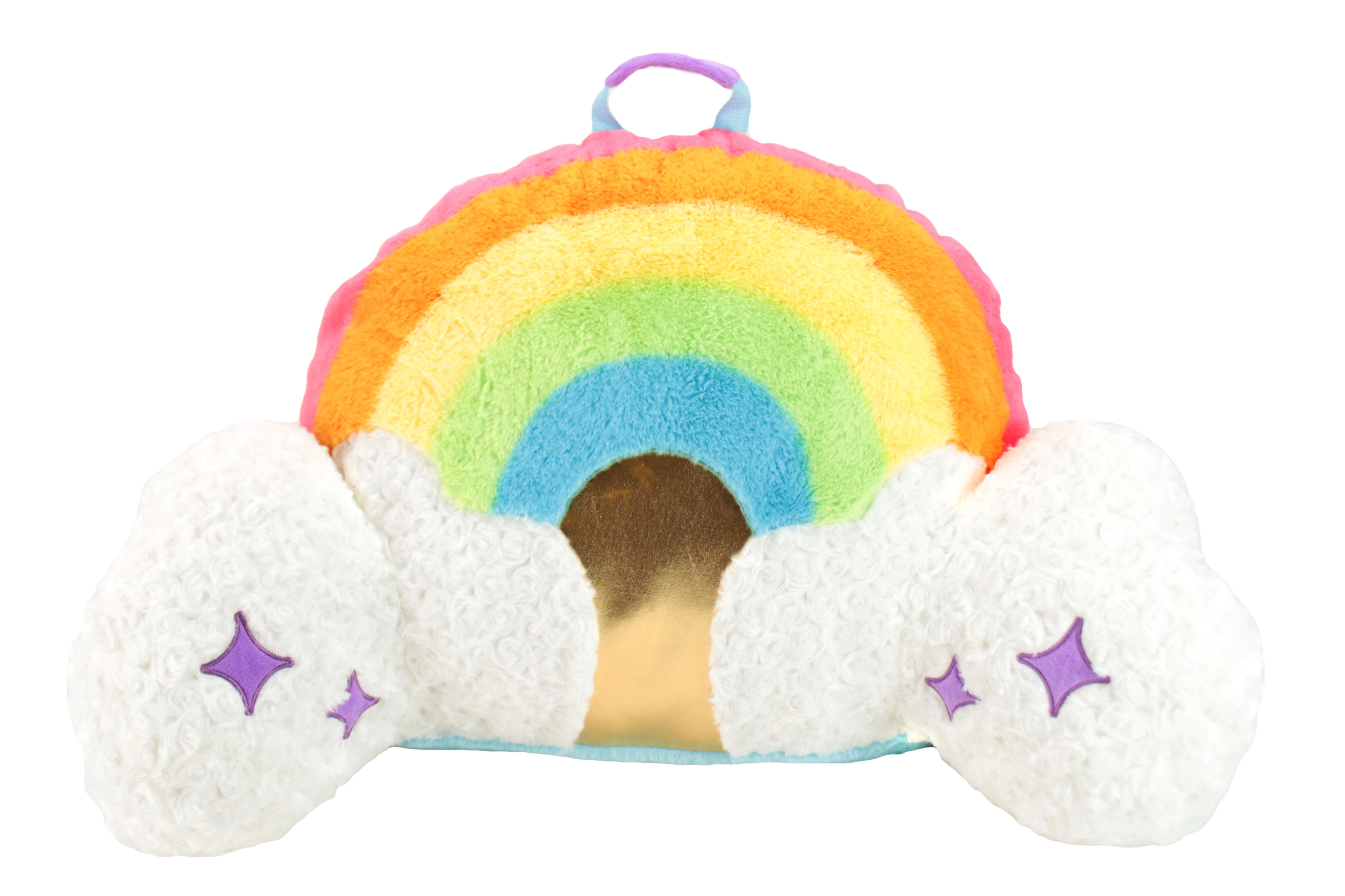 Image of Cushion - Rainbow