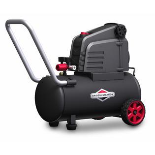 Briggs & Stratton 8 Gallon Oil-Free Portable Electric Air Compressor.