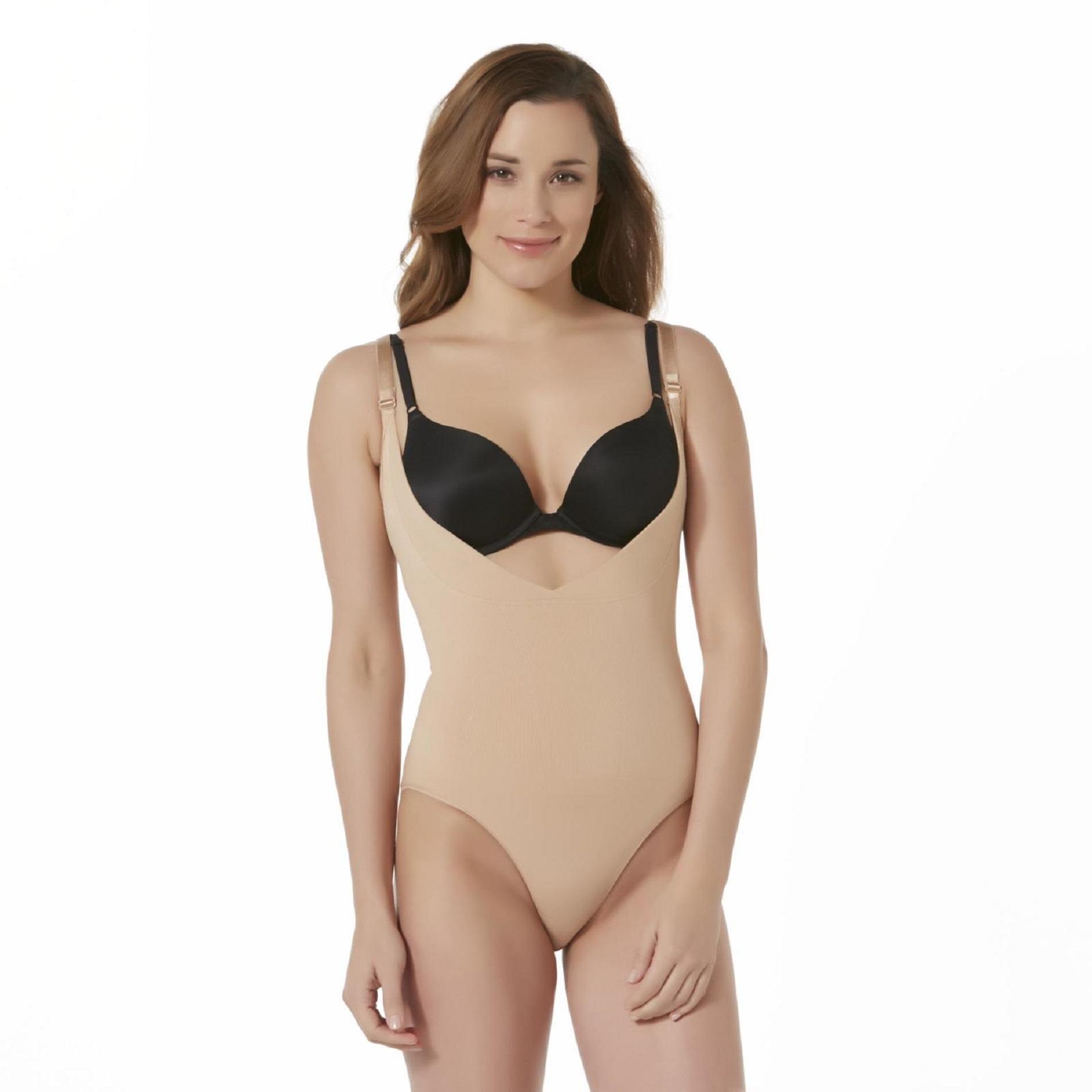 waterbury garment Women's Bodysuit Shaper