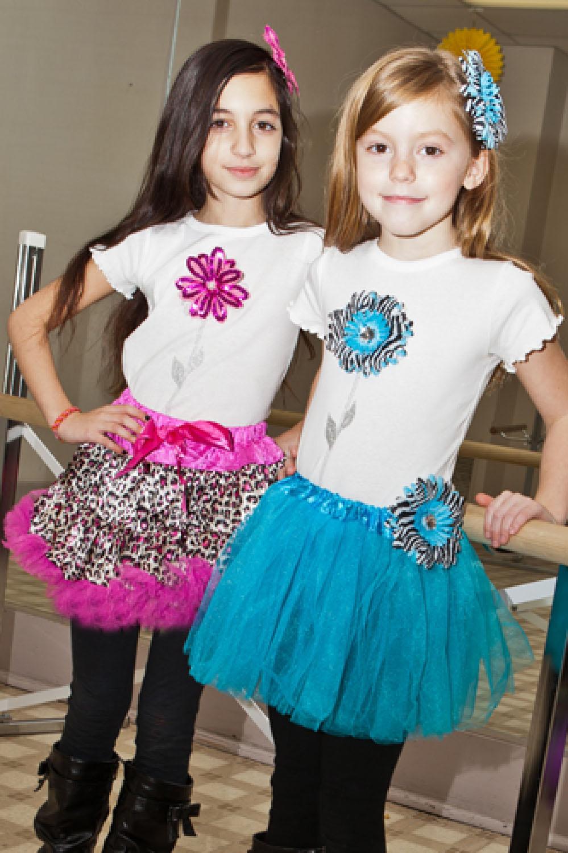 Mi Amore Gigi Leopard Petti Skirt
