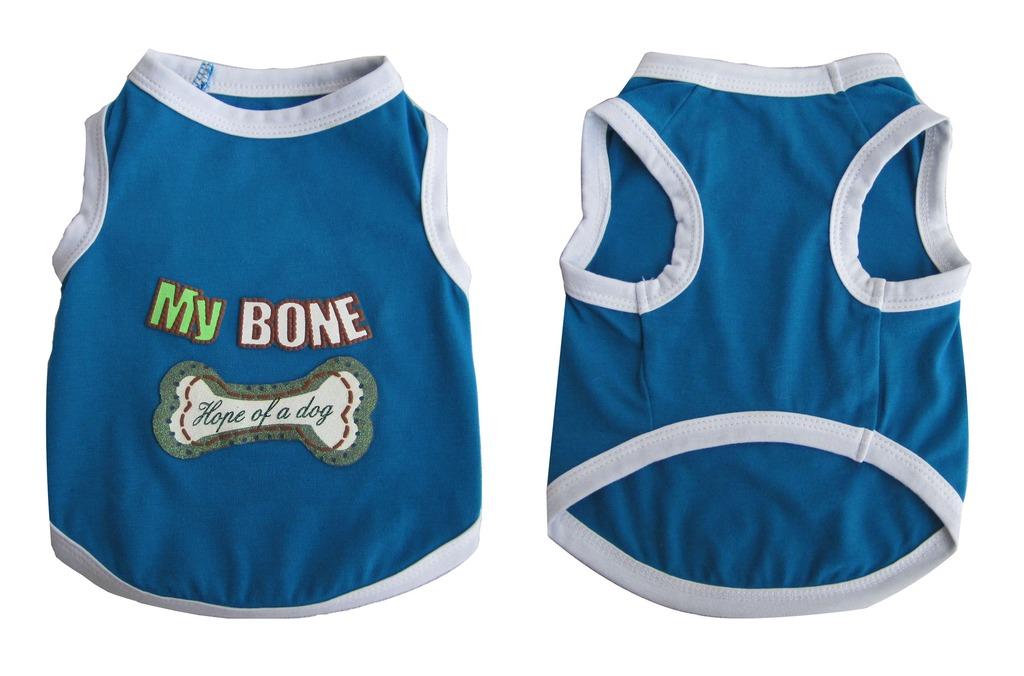 Iconic Pet Iconic Pet - Pretty Pet My Bone Tank Top - Large PartNumber: 029V008502339000P KsnValue: 8502339 MfgPartNumber: 91986