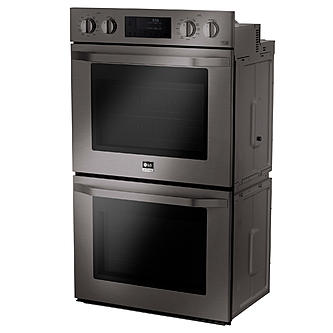 Lg Studio Lswd309bd Series 30 Double Built In Wall Oven W