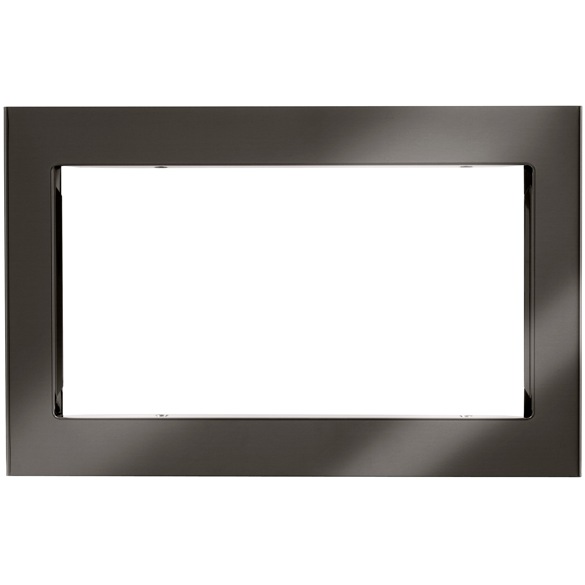 Image of LG MK2030NBD Trim Kit for Microwave - Black Stainless Steel