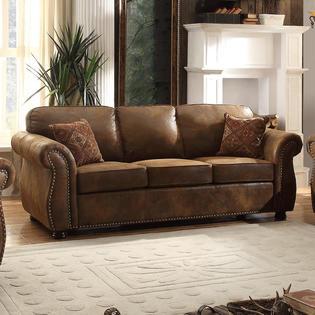 Marvelous Homelegance Corvallis 3Pc Sofa Set With Bomber Jacket Ncnpc Chair Design For Home Ncnpcorg