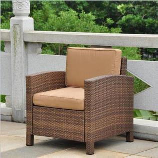 International Caravan Patio Furniture.International Caravan Barcelona Wicker Patio Chair Sears Marketplace