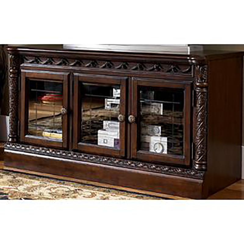 Ashley North Shore 51 2 Tier Traditional Tv Stand Sears Marketplace