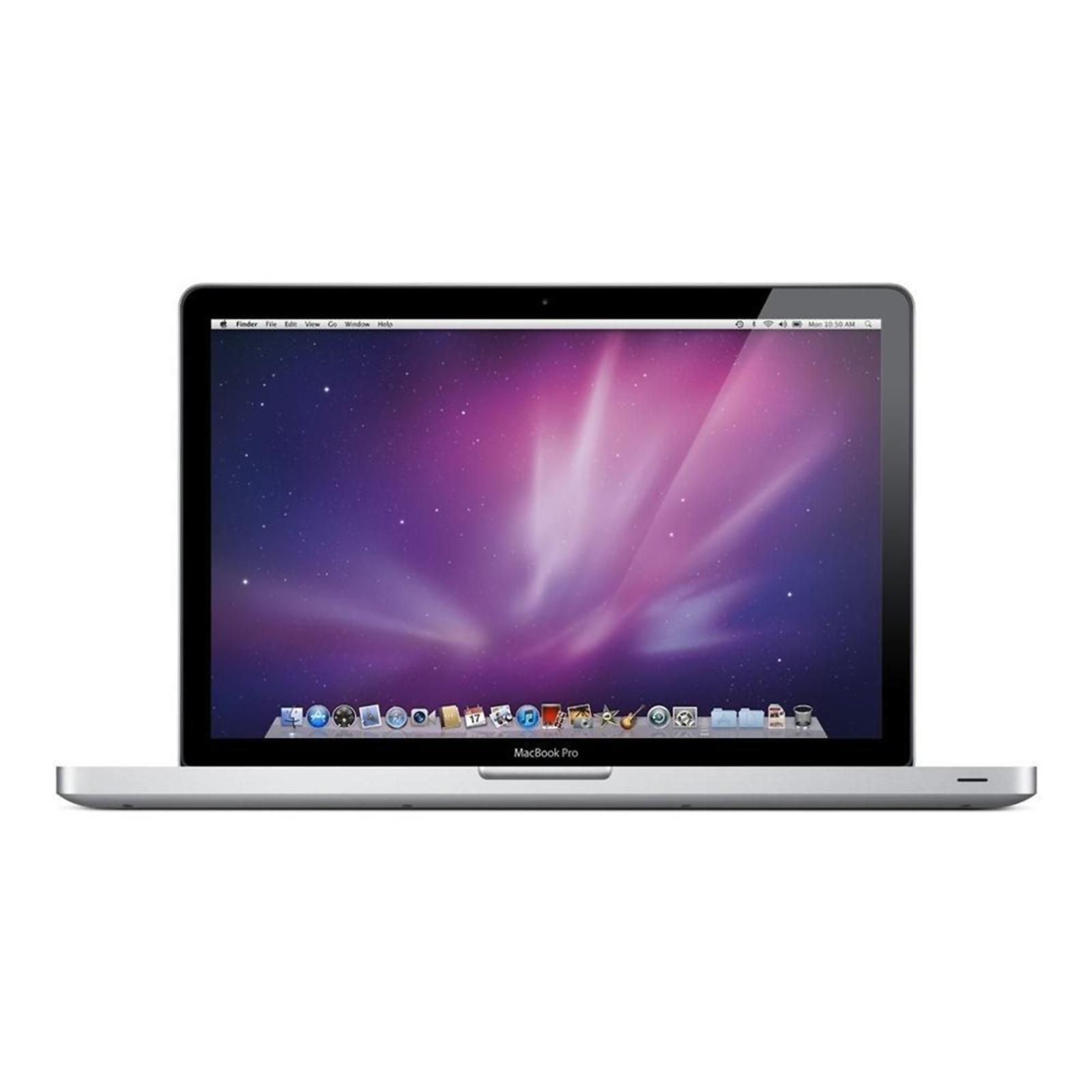 "Apple Refurbished Apple MacBook Pro MC721LL/A Intel Core i7-2635QM X4 2.0GHz 4GB 500GB 15.4"",Silver(Scratch and Dent) PartNumber: SPM10387140418"