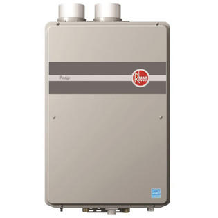 Rheem 9 5 Gpm Indoor Propane Tankless Water Heater Sears