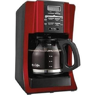 Mr Coffee 12 Cup Programmable Coffee Maker Chrome Thermal Carafe