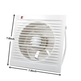Yosoo LEPAC2378 Extractor Fan Wall Mounted Ventilating Exhaust For Home Kitchen Bathroom Toilet Window