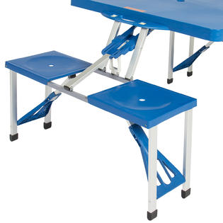 Bcp kids outdoor portable plastic folding picnic table camping w 4 best choice products best choice products bcp kids outdoor portable plastic folding picnic table camping w watchthetrailerfo