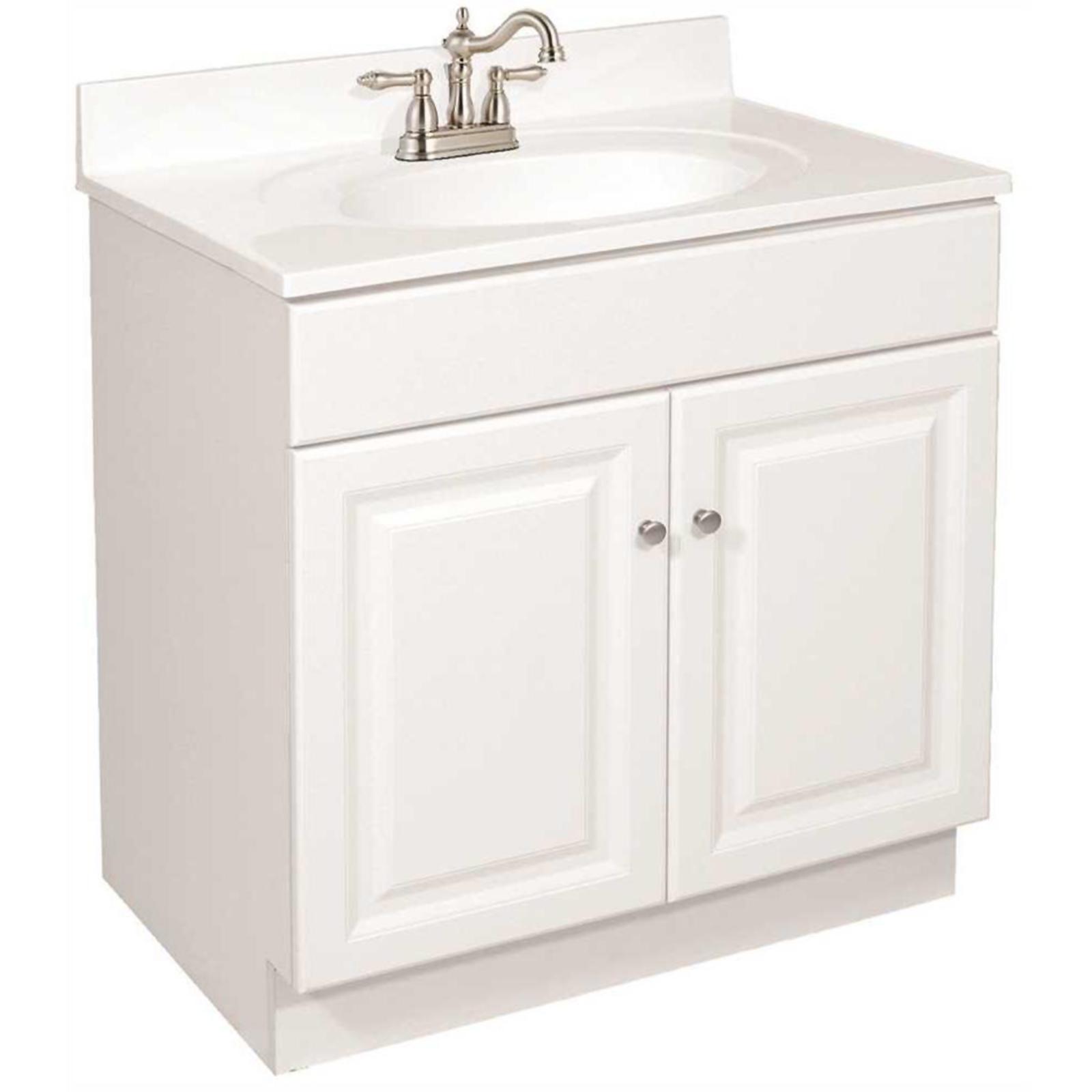 Design House Wyndham Wood Bathroom Vanity Cabinet Sears Marketplace