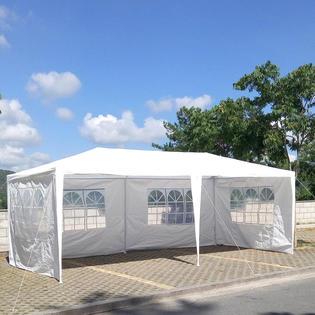 Winado 10' x 20' Outdoor Gazebo Wedding Canopy Tent-Sears