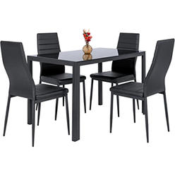Dining Table Sets Kitchen Table Sets Sears - White and walnut dining table