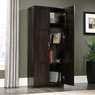 Sauder 4 Shelf Select Storage Cabinet - Sears Marketplace