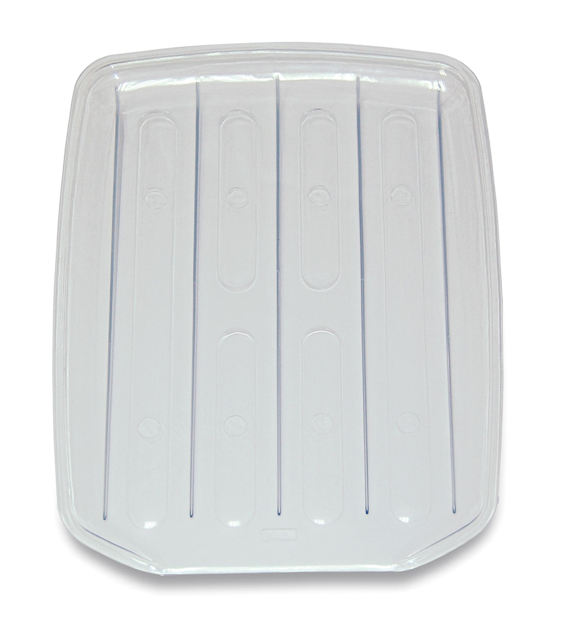 Dish Drain Board, Clear-009-09133