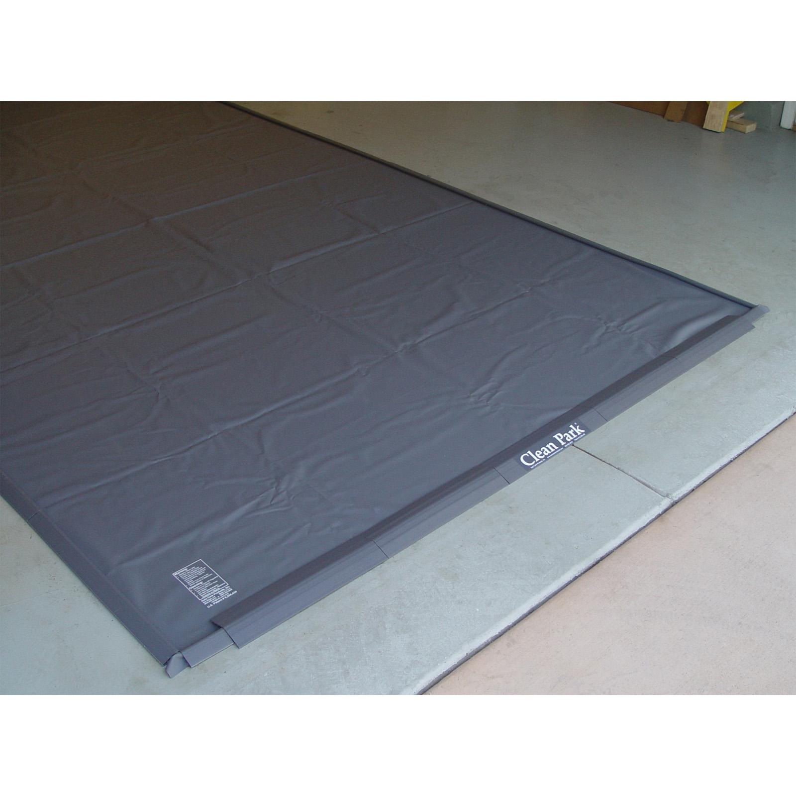 Image of Clean Park 7.5' x 14' Heavy Duty Garage Mat