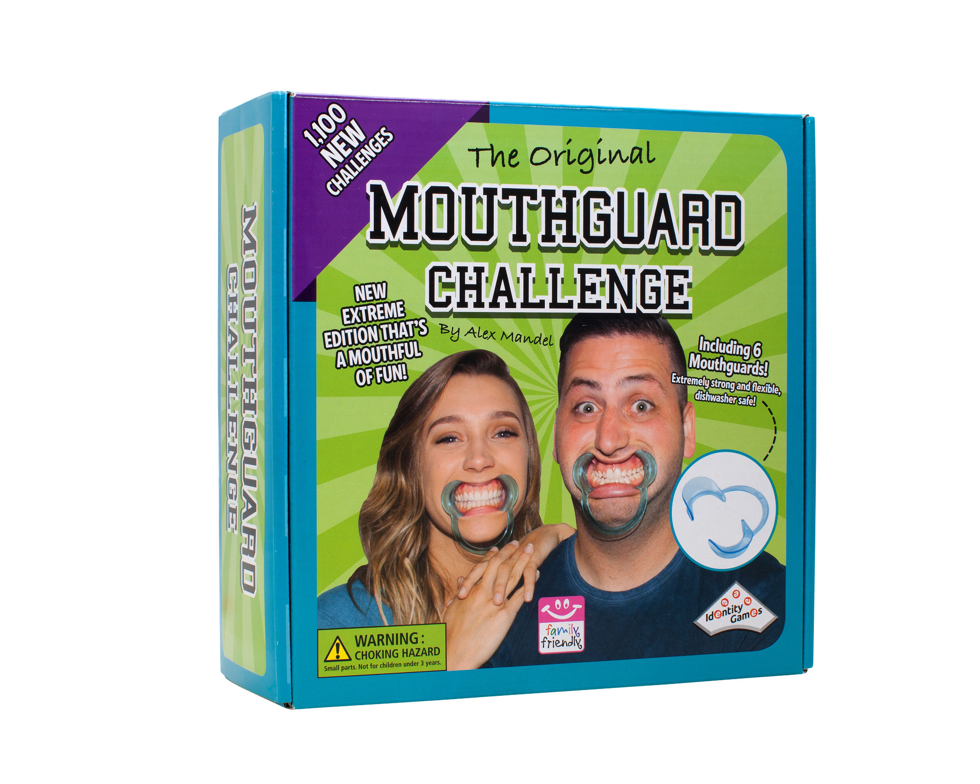 Identity Games Mouthguard Challenge - Extreme Edition im test
