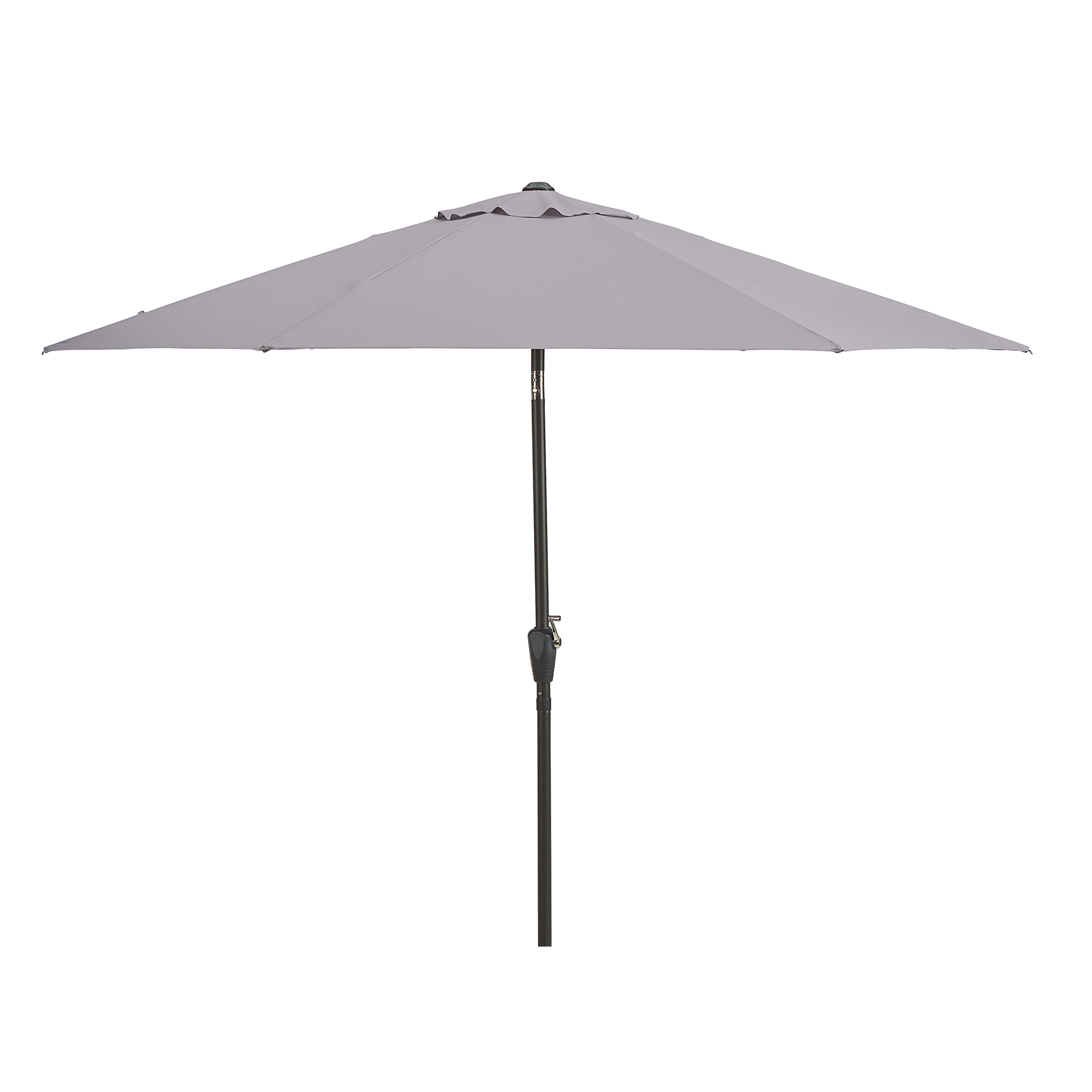Garden Oasis 9' Patio Umbrella - Gray