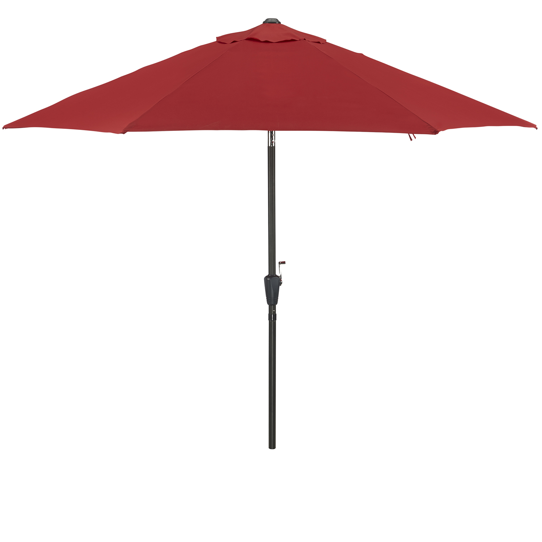 Image of Outdoor Garden Oasis 9' Patio Umbrella - Red