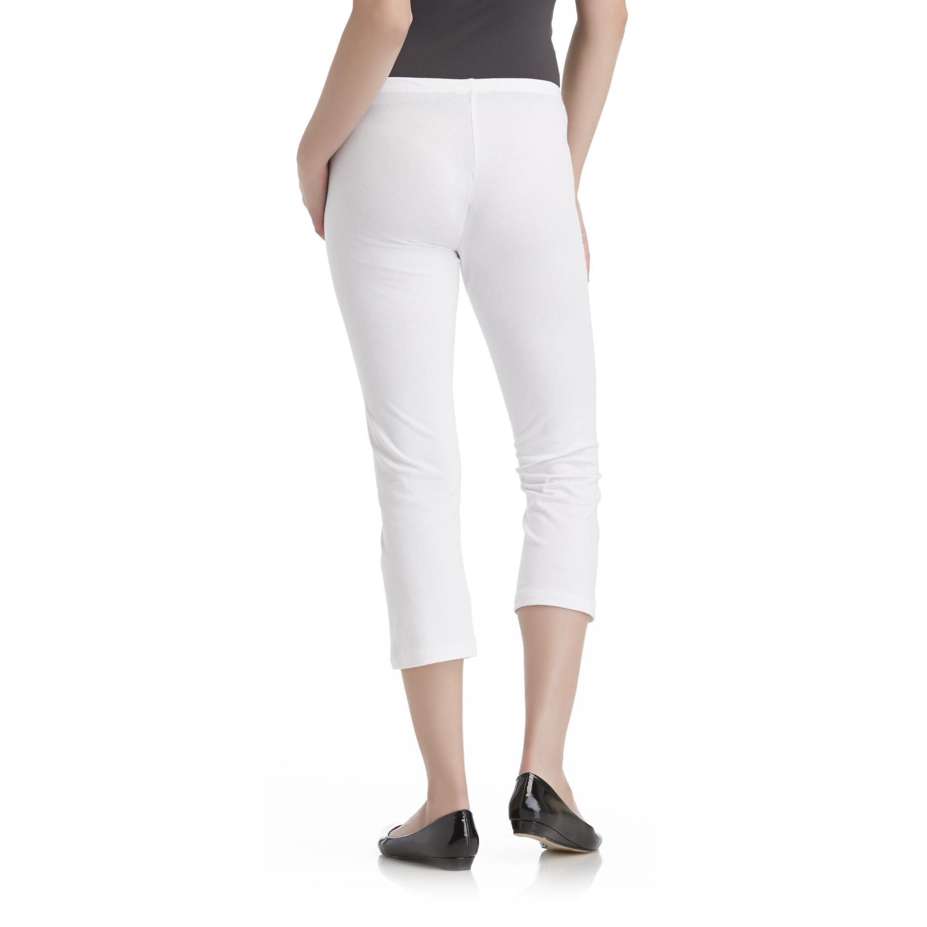 No Nonsense Women's Capri Leggings