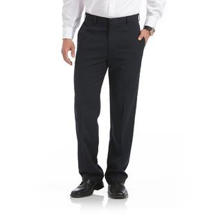 Covington Men's Flat-Front Dress Pants