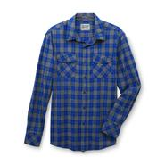 Overdrive Young Men's Long-Sleeve Shirt - Plaid at Sears.com