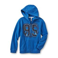 Route 66 Boy's Graphic Hoodie Jacket - Skull Valley 95 at Kmart.com