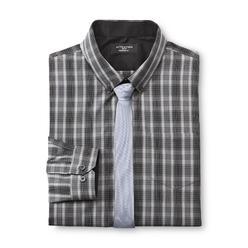 Attention Men's Dress Shirt & Tie Set at Kmart.com