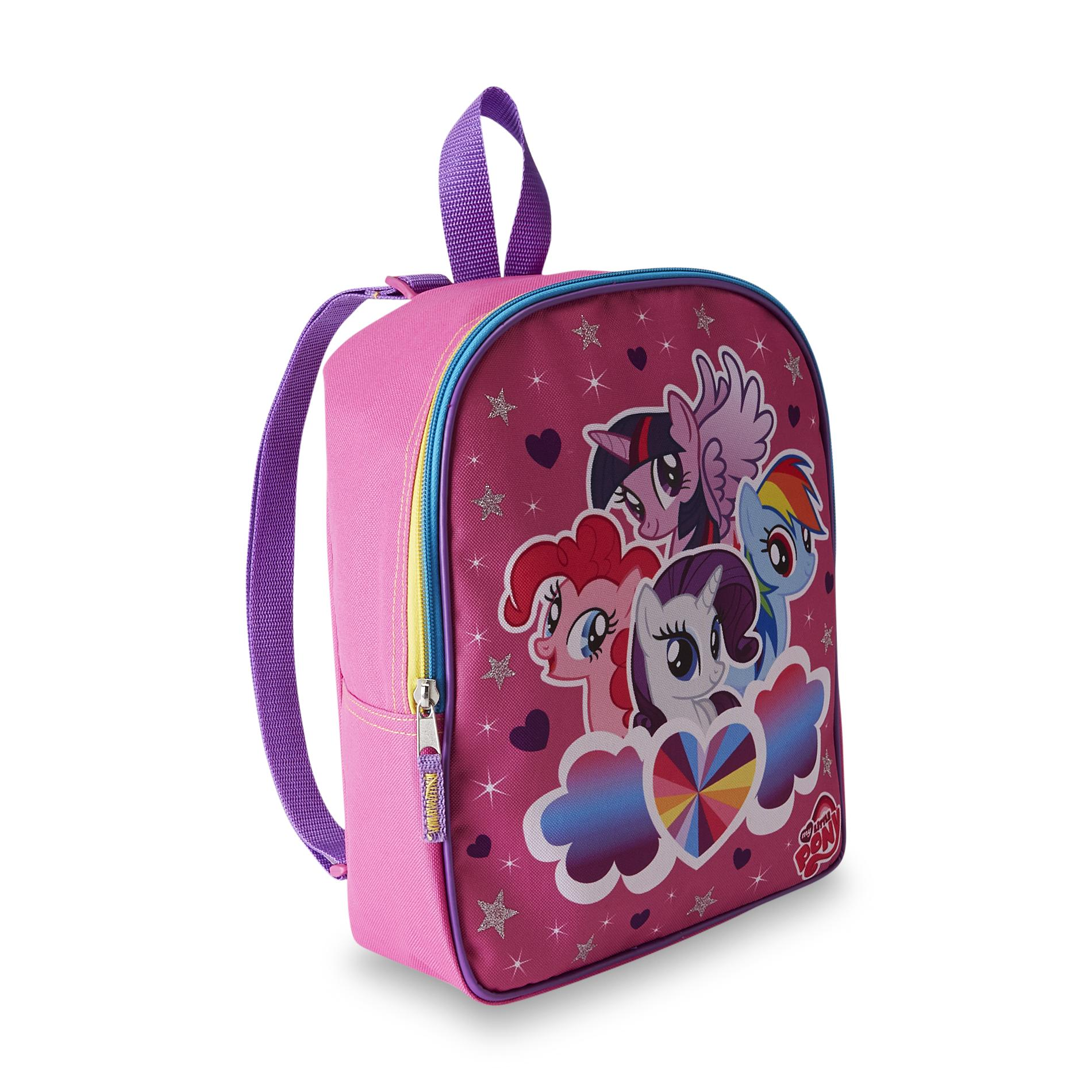 My Little Pony Girl's Canvas Backpack