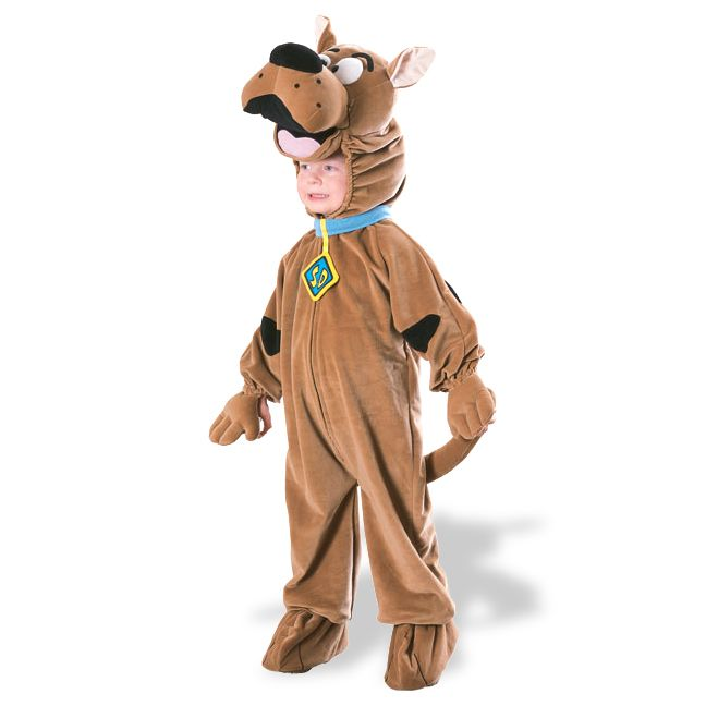 Morris Halloween Seasonal Party Scooby Doo Deluxe Child Costume - Small PartNumber: 009W065522305001P