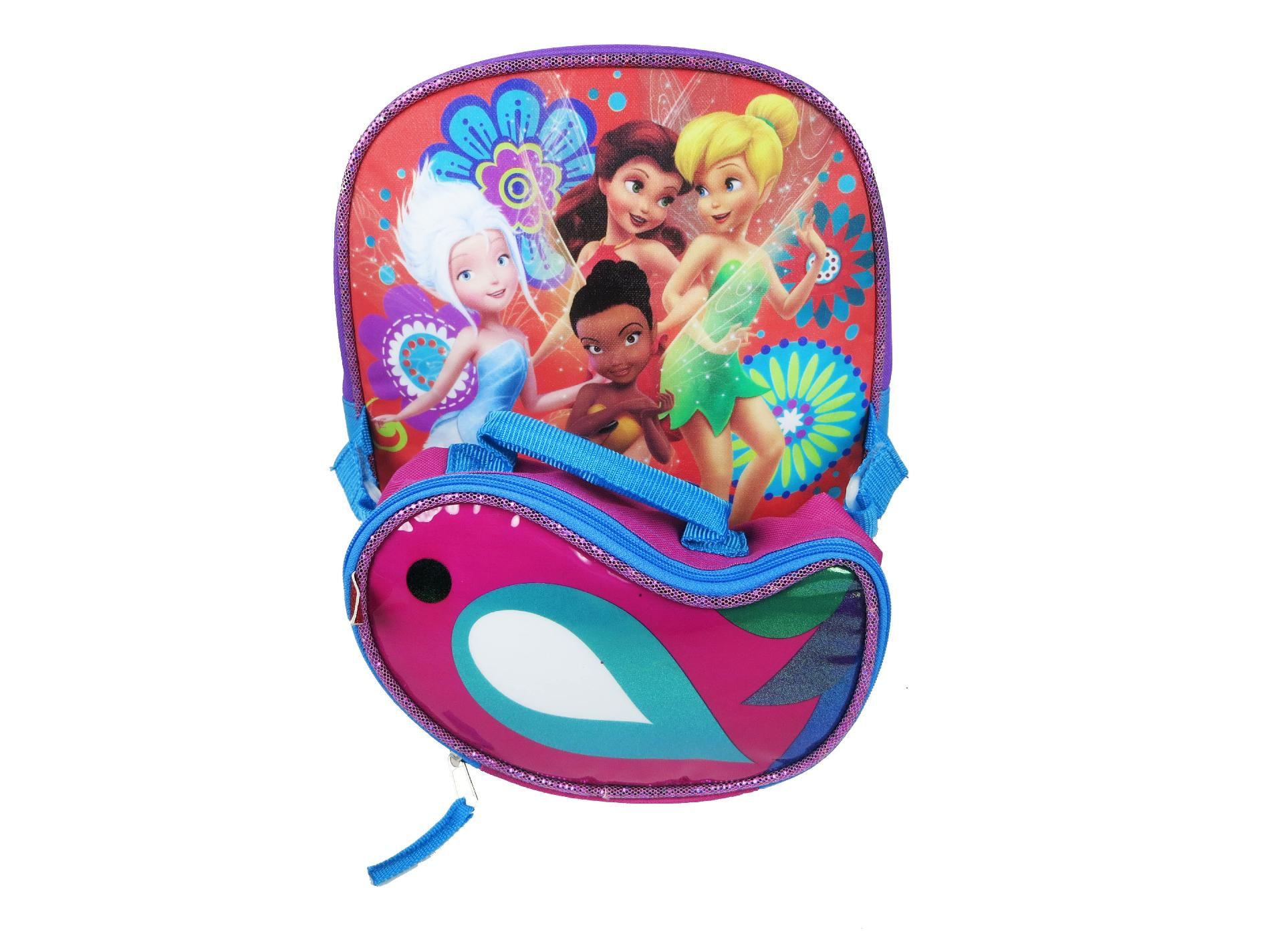 Disney Fairies Toddler Backpack with Detachable Handbag - 12