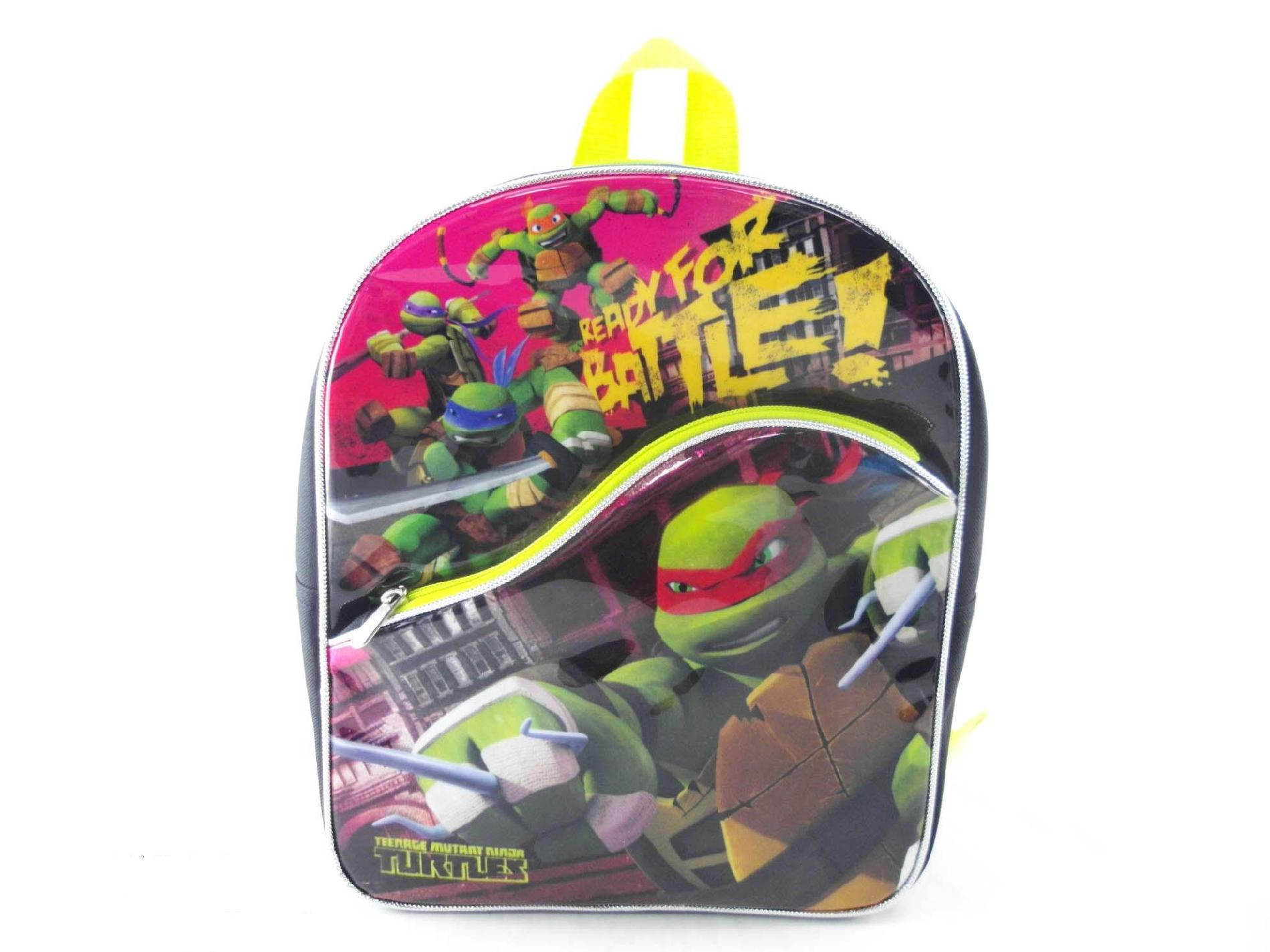 Teenage Mutant Ninja Turtles Ready for Battle Backpack - 12