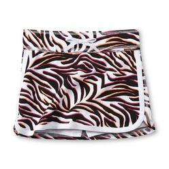 Piper Girl's Jersey Knit Scooter Skirt - Zebra at Kmart.com