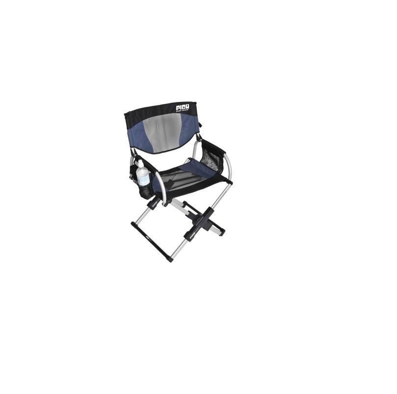 GCI Outdoor Pico Arm Chair Navy Blue
