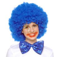 Totally Ghoul Blue Clown Wig Halloween Accessory at Kmart.com