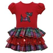 Ashley Ann Infant & Toddler Girl's Casual Dress - Terrier at Sears.com