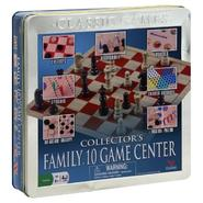 Cardinal Ind Toys Classic Games Family 10 Game Center, 1 game at Kmart.com