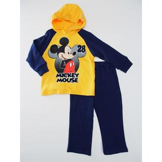Disney Baby Infant & Toddler Boy's Hoodie & Sweatpants - Mickey Mouse