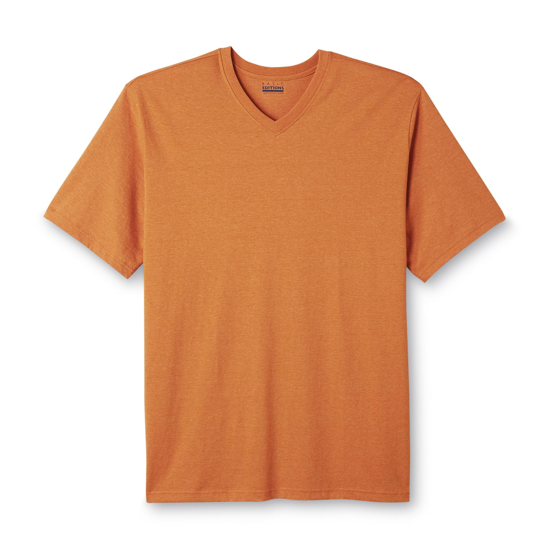 Basic Editions Men's Big & Tall V-Neck T-Shirt at Kmart.com