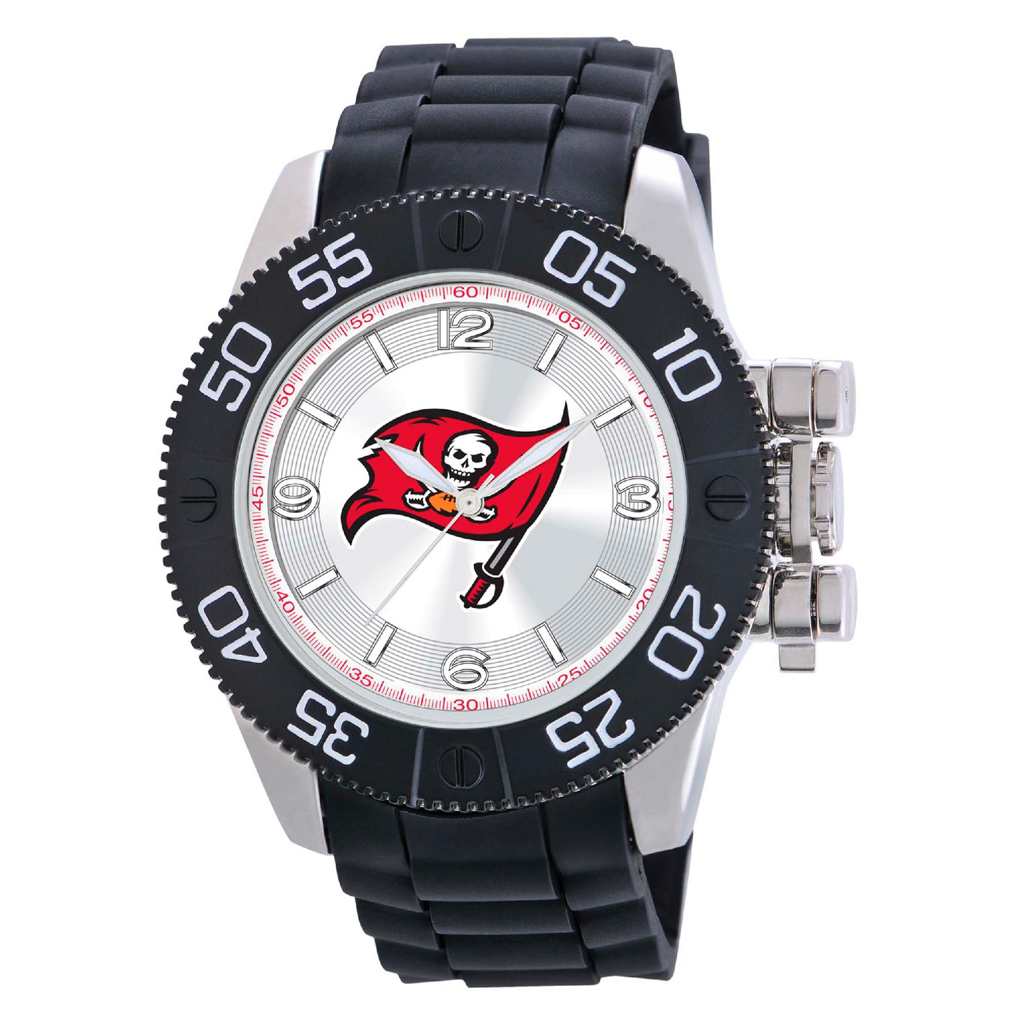 Game Time Tampa Bay Buccaneers NFL Men's Beast Series Watch PartNumber: 080V005656143001P KsnValue: 5656143 MfgPartNumber: 178281