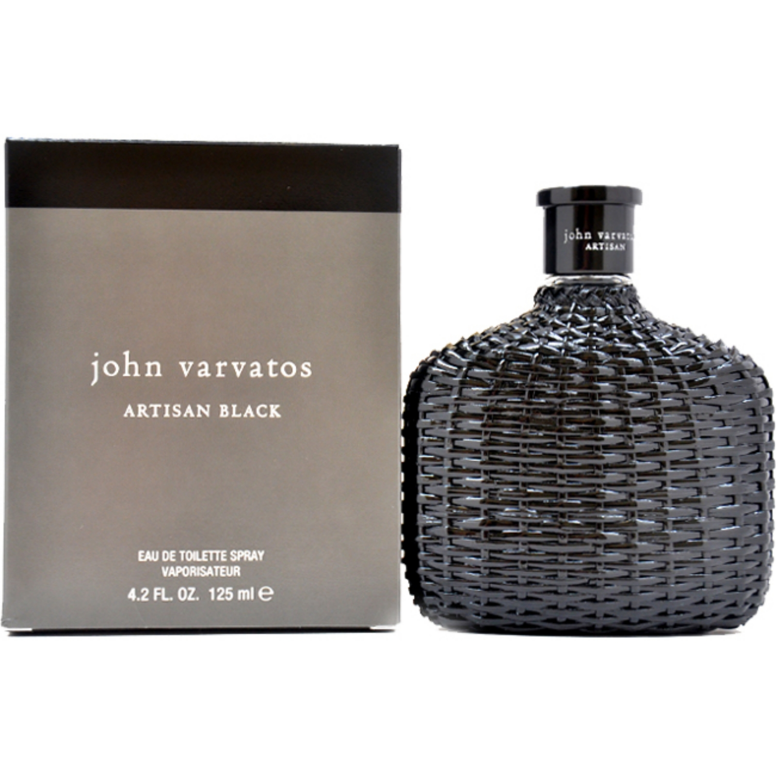 John Varvatos John Varvatos Artisan Black by John Varvatos for Men - 4.2 oz EDT Spray PartNumber: 003V003268352000P KsnValue: 3268352 MfgPartNumber: M-3646