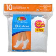 Fruit of the Loom Women's Low Cut Socks - 10pk at Kmart.com